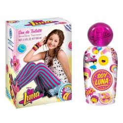 Soy Luna Eau de toilette fraîche pour enfant 100ml