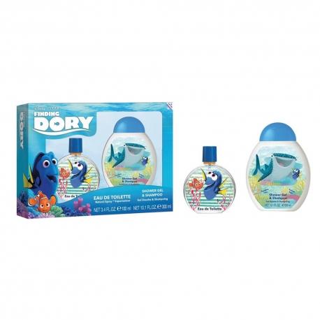 Le Monde de Dory Coffret enfant avec eau de toilette - 2pcs