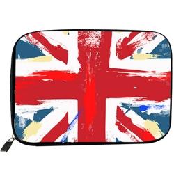 Pochette de manucure UK Flag avec 10 vernis - Idée cadeau beauté