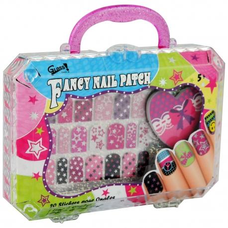 Coffret cadeau de Maquillage enfant - Spécial Ongles - Fancy Nail