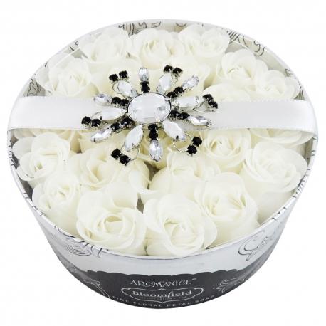 Pétales de savon parfum léger de fleurs de coton - 22pcs