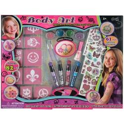 Coffret cadeau Maquillage pour enfant - Spécial Tatouages
