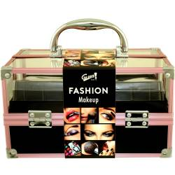 Coffret cadeau beauté mallette de maquillage Fashion Make-up