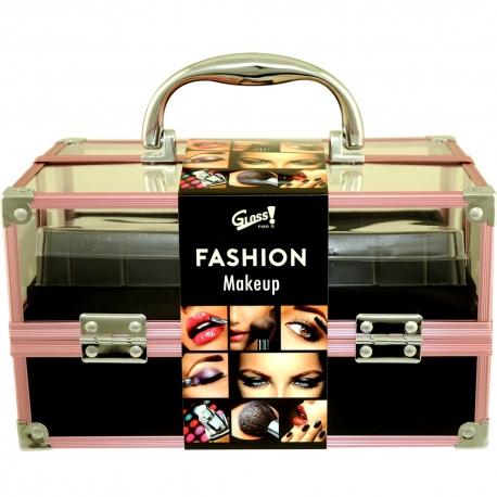Coffret cadeau beauté mallette de maquillage Fashion Make-up