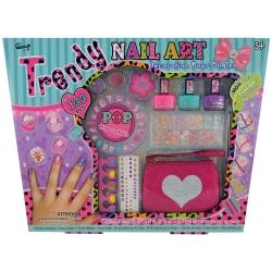 Coffret beauté manucure pour enfant - Collection Nail Art