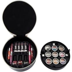 Gloss! Mallette de Maquillage Luxurious Collection Black - 34pcs