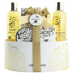 Coffret beauté & soins de bain - Edition Harmony SPA - Huile d'Argan