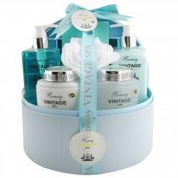 Coffret beauté de bain - Boîte à bijoux - Body Luxurious - Verveine