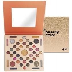 Palette de maquillage avec miroir - Collection Beauty Color