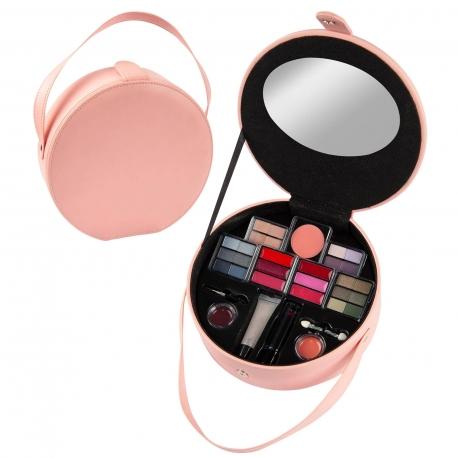 Gloss! By Universal Beauty Market - Mallette de maquillage Rose Girly