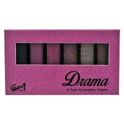Palette de maquillage - Ombres à paupières couleurs camaïeu de rose
