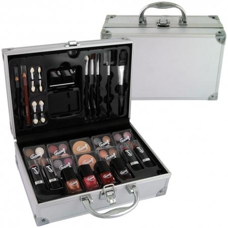 Mallette de maquillage - Collection Grey Secret Agent