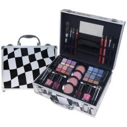 Gloss - Mallette de maquillage - Collection Damier - Idée cadeau Beauté