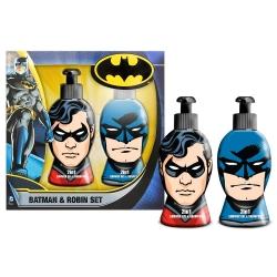 Batman Coffret enfant avec gel douche et shampoing 2x300ml
