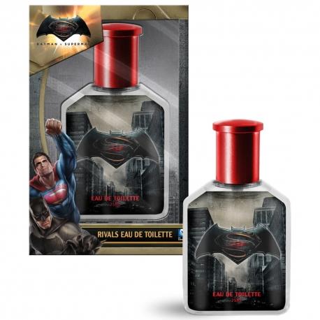 Batman vs Superman Eau de toilette fraîche pour enfant 75ml