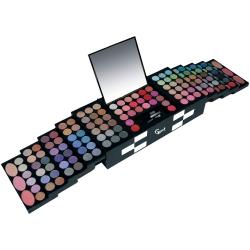 Palette de maquillage premium Professionnal noir - 151pcs