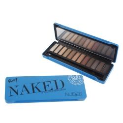 Palette de Maquillage Naked Nudes 13pcs - Gloss