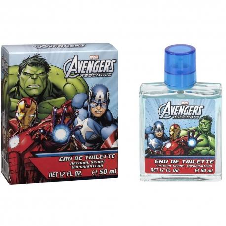 Avengers Eau de toilette fraîche pour enfant 50ml