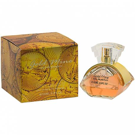 Linn young Eau de parfum femme 100ml Gold Mine