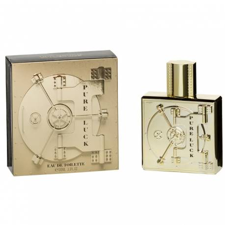 Linn Young Eau de toilette homme 100ml Pure Luck