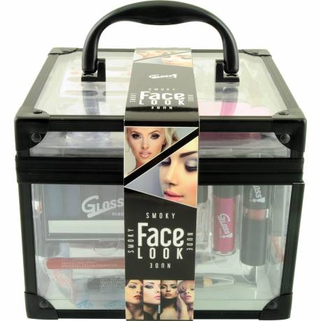 Mallette de maquillage Essential noir - 44pcs