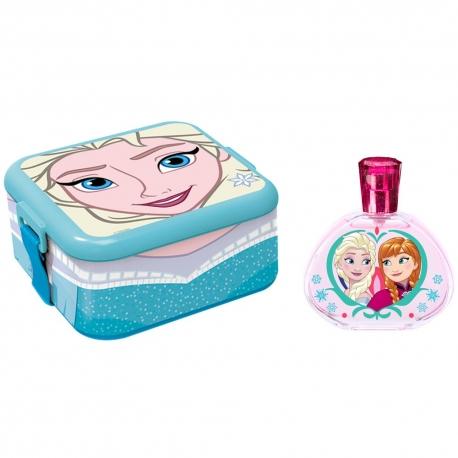 Coffret enfant Reine des Neiges avec eau de toilette - 2pcs