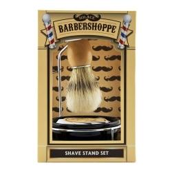 Coffret de Rasage BARBERSHOPPE - 2 pcs - Gloss!